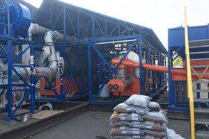 Automotive Shredder Residue Treatment Plant TDP-2-200