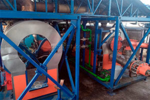 TDP-2-200m for reservoir cuttings processing
