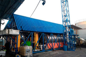 TDP-2-200m for reservoir cuttings pyrolysis