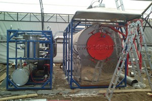 IPEC company manufactured the TDP plant for OOO NPP SGT