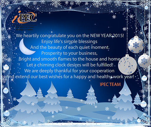 Merry Christmas and Happy New Year 2015!
