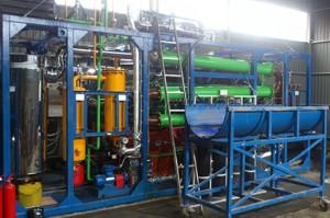 TDP-1 plant in Kaliningrad region