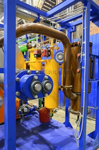 The oil and gas industry leading thermal treatment technology