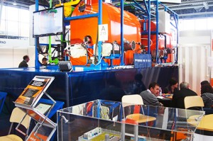 New technology for waste management at WASMA 2015