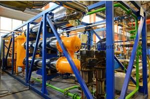 Pyrolysis plant TDP-2-800